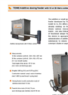 Feeding Systems -Additive Dosing Brochure
