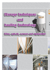 Feeding Systems -Storage Techniques Brochure