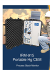 IRM-915 Portable CEMM Brochure