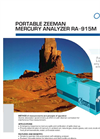 Ohio Lumex - RA-915M - Portable Zeeman Mercury Analyzer Brochure