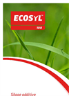 ECOSYL - Model 100 - Crops and Ensiling Power Conditioner Brochure