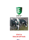 Model ETX-5 - Dairy & Calf Feeds- Brochure
