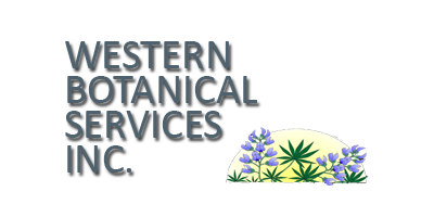 Western Botanical Services Inc. (WBS)