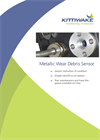 On-Line Metallic Wear Debris Sensor – Brochure
