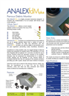 ANALEX - fdM plus - Ferrous Debris Monitor – Brochure