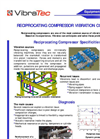 Reciprocrating Compressor Vibration Control