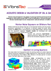 Oil and Gas -  Acoustic Design & Validation