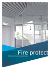 Model Economy 50 / 60 - Smoke Protection Doors Brochure