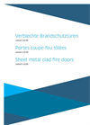 Model EI30 - Fire Protection Doors- Brochure