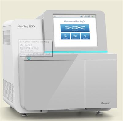 NextSeq - Model 550Dx - Diagnostic Sequencers System