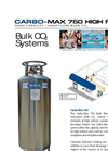 CARBO –MAX - Model 750 - High Flow System Brochure