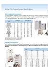 AirSep - Skid-Mounted, Turnkey Packaged Oxygen Systems Brochure