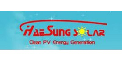 Hae Sung Solar Co., Ltd.
