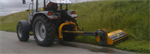 Model KB-140/160/180/200 R - Flail Mower Offset
