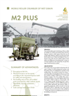 Model M2 plus - Wet Grain Mobile Crusher Brochure