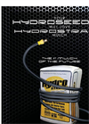 HydroStraw - Original - Hydro Seeding Mulch Brochure