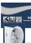 Model MAX-AIR series - Exhaust Fans Brochure