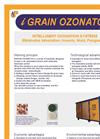 iGrain Ozonator Brochure