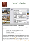 InfoTech - Farming Management Software Datasheet