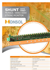 MONSOL 1000/1500 Shunt - Electricity Monitoring Equipment for AC or DC Brochure