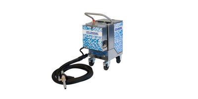 CRYONOMIC - Model COB Series - Dry Ice Grit Blasters - Blaster with Abrasive Module
