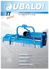 Trinciaerba - Model TT - Finishing Mower Brochure