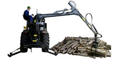Model CF - Forestry Loaders
