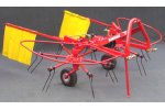 Normale - Model mt. 2,00 - 2 Rotors Rotative Spreaders