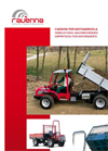 Agricultural Machines Bodies Brochure