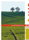Model SR 30 - Rotating Trencher Brochure