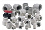 Model LINE 7000 - Polypropylene (PP) Valves and Fittings for Aggressive Liquids (PP)