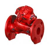 Model DCP - Cometal Hydraulic Double Chamber Valve