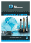 Submersible Motors - Brochure