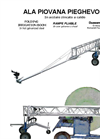 Folding Irrigation Boom- Brochure