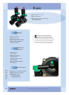 Model E-Pic - Valves Brochure