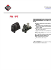 Model PM / PT - Pressure Switches Brochure