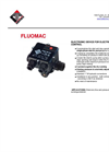 Fluomac - Electronic Device for Electric Pump Control Brochure