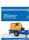 Nettuno - Model Atlantic Series - Soundproofed Motor Pumps - Brochure