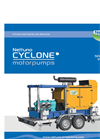 Nettuno - Model CYCLONE Series - Motor Pumps - Brochure