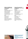 ESPA - Model Drain 100 - Submersible Pumps - Datasheet