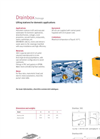Model Drainbox - Lifting Stations for Domestic Applications - Datasheet