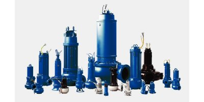 Aquatech - Waste Water Pumps