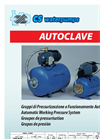 AUTOCLAVE - Automatic Working Pressure Systems Brochure