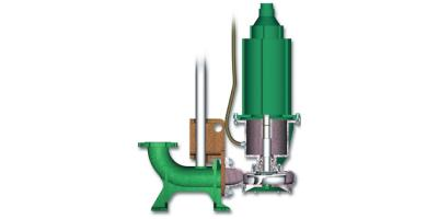 Vaughan Chopper Dry & Wet Well Pumps