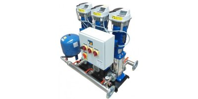 PUK Vari-Com - Model 3SM - Water Booster