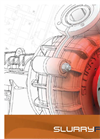 Slurry Pro - Model 1.5x1 - Centrifugal Slurry Pump  Datasheet