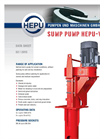 HEPU - Model V - Vertical Slurry Pump Datasheet