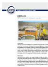 HEPU - Model HK - HEPU Treatment Plant for Washing Water Datasheet
