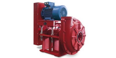 HEPU - Model S - Horizontal Slurry Pump