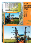 IRONMEC - Model TRI 25, 29,33,37 - Hydropneumatic Tiller Brochure